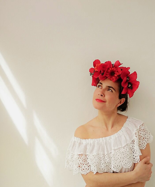 Raquel Nieto es Tinart, Arte y Restauración de muebles